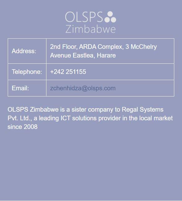 OLSPS Zimbabwe Office